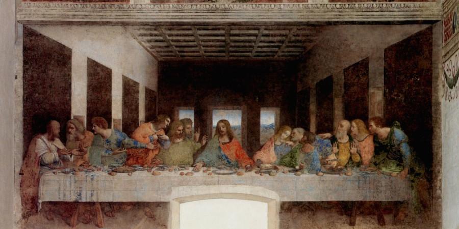 Il cenacolo vinciano ultima cena di leonardo for Il cenacolo bagno di romagna